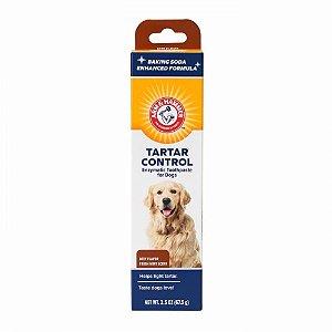 Pasta De Dentes Para Cachorro Enzimática Tartar Control Arm & Hammer Sabor Carne