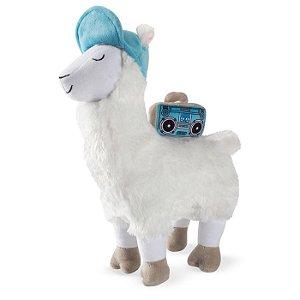 Brinquedo Para Cachorro Pelúcia Lhama DJ