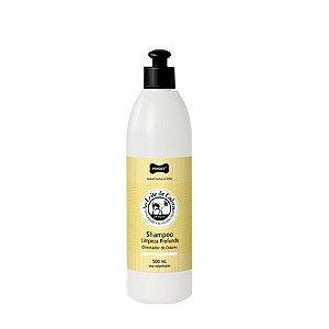 Shampoo Limpeza Profunda Leite de Cabra Perigot