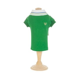 Camisa Polo Verde Woof Classic
