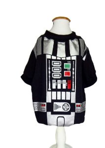 Camiseta para Cachorro Star Wars Darth Vader