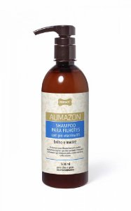 Shampoo para Filhotes Aumazon Perigot 500ml