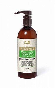 Condicionador para Filhotes Aumazon Perigot 500 ml