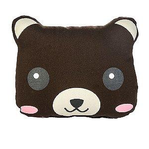 Mini Almofada Urso Woof Classic