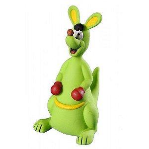 Brinquedo Canguru em Látex