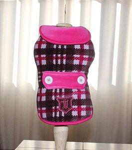 Capa Plush Pink