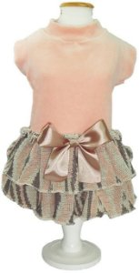 Vestido para Cachorro Dear Dog Dress Diamond