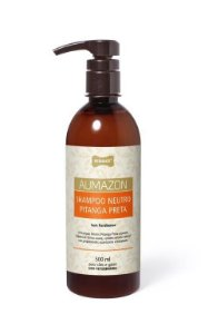Shampoo Aumazon Pitanga Preta Perigot