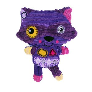Brinquedo Kong Romperz Raccoon Médio Roxo para Cães