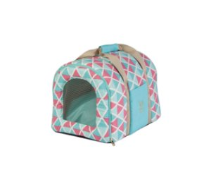 Bolsa Transporte Pet Woof Classic Incantare Tiffany