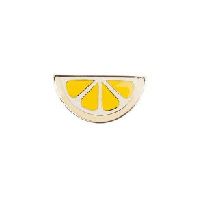 Pin Esmaltado Woof Classic Limão Sici PicNic