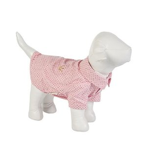 Camisa Poá Woof Classic Rosa
