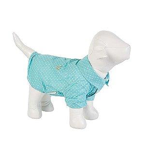 Camisa Poá Woof Classic Tiffany