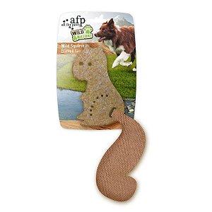 Brinquedo Mordedor Afp Wild & Nature Esquilo