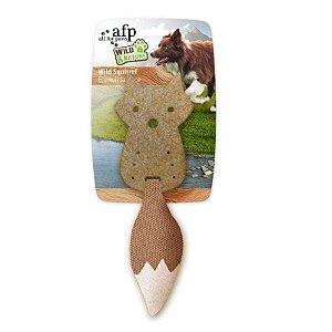 Brinquedo Mordedor Afp Wild & Nature Raposa
