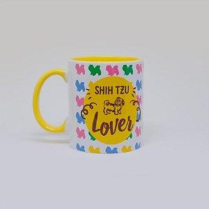 Caneca Shih Tzu Lover