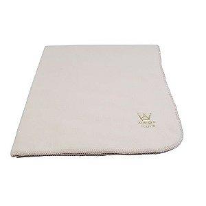 Cobertor Microsoft Crochê Cru Woof Classic