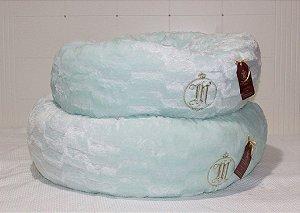 Cama Donuts Verde Água Maristela Moda Pet