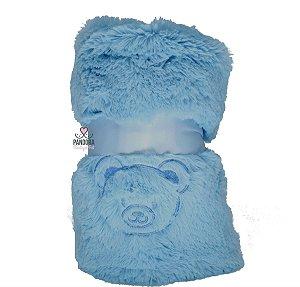 Manta Térmica para Cachorro Malloo Azul