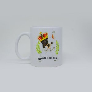 Caneca Bulldog is the boss