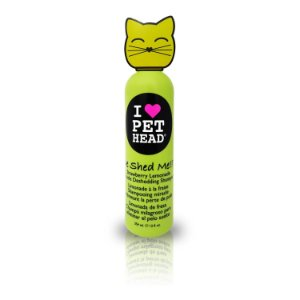 Pet Head Cat De Shed Me!! Shampoo para Queda de Pêlos