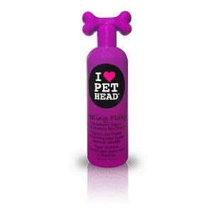 Pet Head Feeling Flaky Shampoo para Peles Secas e Sensíveis