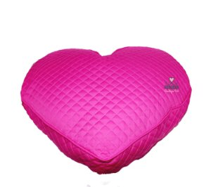Almofada para Cachorro Pet Cherie Coração Pink