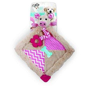 Brinquedo AFP Naninha Piggy Little Budy para Cachorro