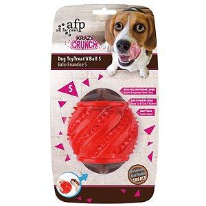 Brinquedo Mordedor para Cachorro AFP Treat A Ball
