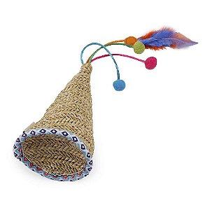 Brinquedo AFP Whisker Fiesta Cone para Gatos