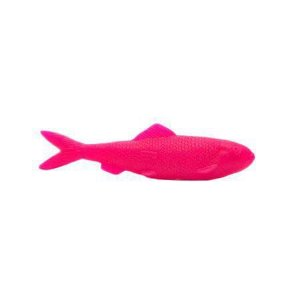 Brinquedo para Cachorro e Gato Nogs Pet Peixe Lep Lep Pink