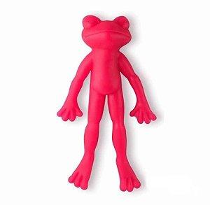 Brinquedo para Cachorro Nogs Pet Sapo Alfredo Pink
