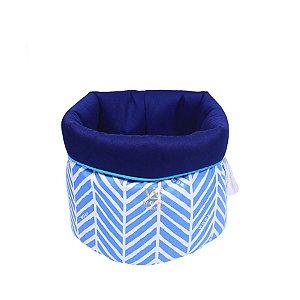 Organizador para Brinquedos Pet Woof Classic Lhama Azul