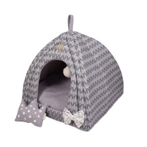 Cabana Pet Woof Classic Magic Land Cinza