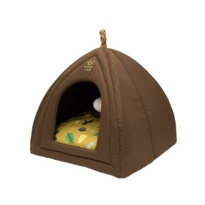 Cabana Pet Woof Classic Forest Marrom