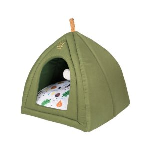 Cabana Pet Woof Classic Forest Verde