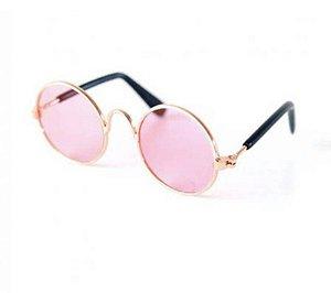 Óculos de Sol para Cachorro e Gato - Rosa