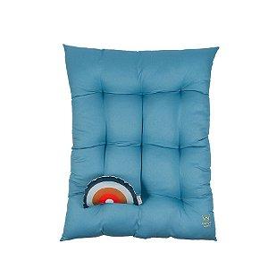 Almofadão Woof Classic Sweet Dreams Azul