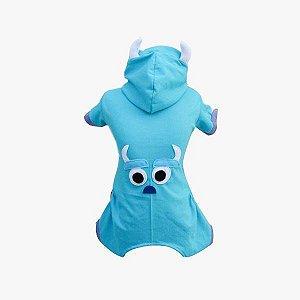 Pijama para Cachorro Sullivan Monstros S.A