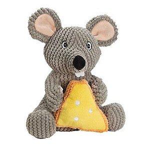 Brinquedo para Cachorro Pelúcia Rato