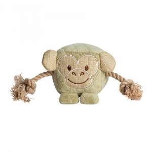 Brinquedo para Cachorro Pelúcia Macaco