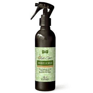 Loção Banho a Seco Olive Care Eliminador de Odores Perigot