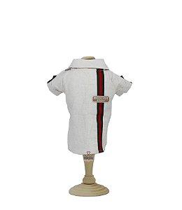 Camisa para Cachorro DuDog Vest Gucci Inspired