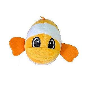 Brinquedo para Cachorro Pelúcia Peixe Nemo
