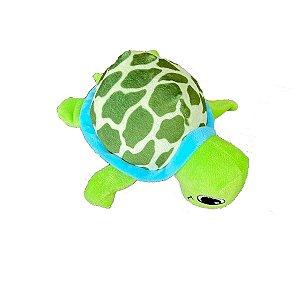 Brinquedo para Cachorro Pelúcia Tartaruga