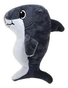 Brinquedo para Cachorro Pelúcia Tubarão