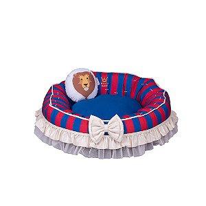 Cama Para Cachorro Woof Classic Fofinha Euro Circus Leonidas
