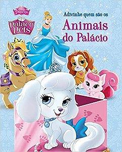 Livro Animais do Palácio - Disney