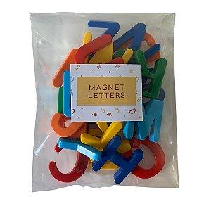 Magnet Letters - Letras com Ímã