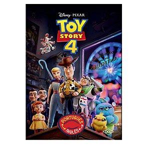 Disney - Livro Bilíngue -Toy Story 4